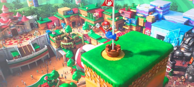 """""""Мир Nintendo"""" готовит распродажу игр и фигурок в честь Черной пятницы"""