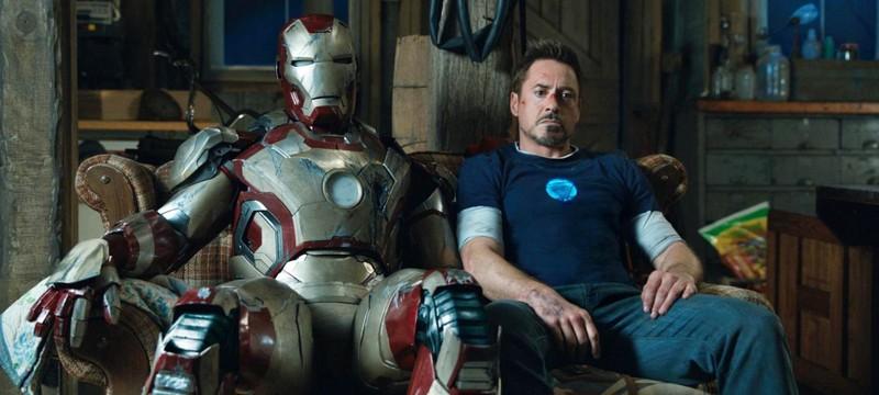 "Фанат ""Железного человека"" собрал картонную реплику костюма Mark 5"