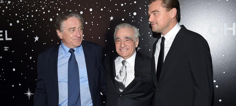 Мартин Скорсезе начнет снимать новый фильм весной 2020 года