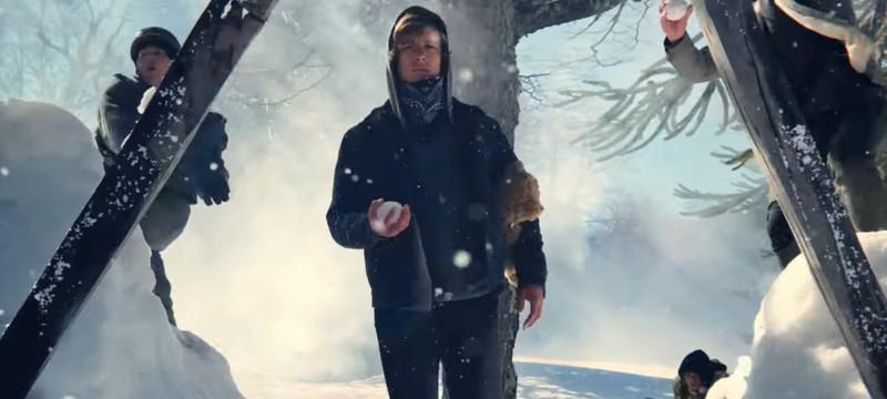 "Режиссер ""Джона Уика"" снял снежную битву на айфон"