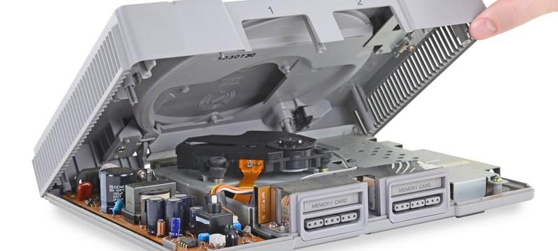 Специалисты iFixit вскрыли оригинальную PS1 и проверили ее на ремонтопригодность