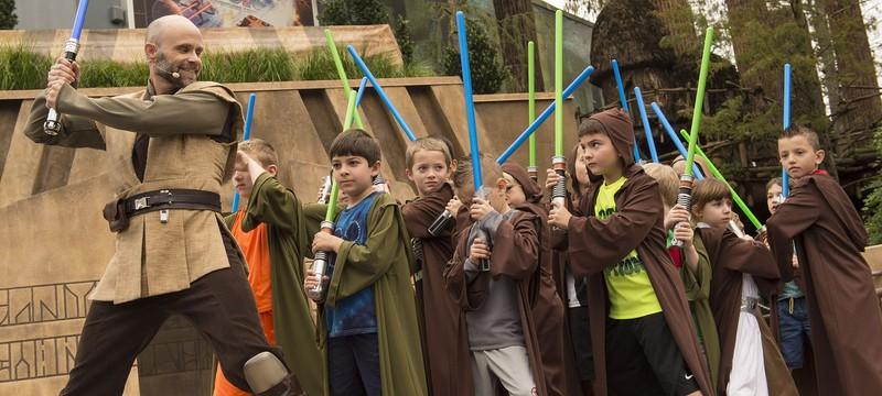 На Disney+ выйдет детское игровое шоу про испытания падаванов
