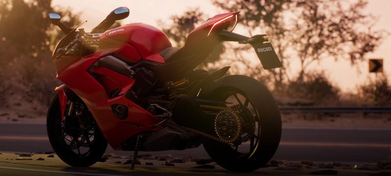 Анонсирован симулятор мотогонок Ride 4