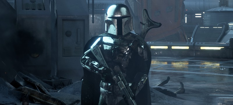 Моддеры добавили броню Мандалорца в Star Wars Battlefront 2