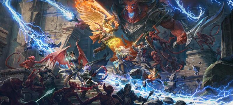 Анонсирована ролевая игра Pathfinder: Wrath of the Righteous
