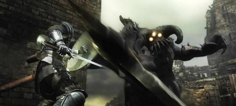 Похоже, Bluepoint все-таки делает ремейк Demon's Souls для PS5
