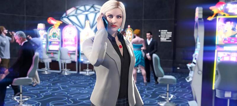 Rockstar тизерит ограбление The Diamond Casino & Resort