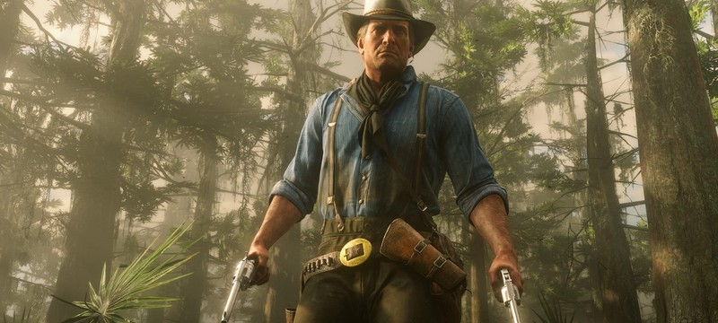 Мод Red Dead Redemption 2 позволяет стать законником