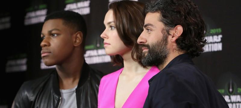 """Джон Бойега, Оскар Айзек и Дейзи Ридли считают, что закончили со """"Звездными войнами"""""""