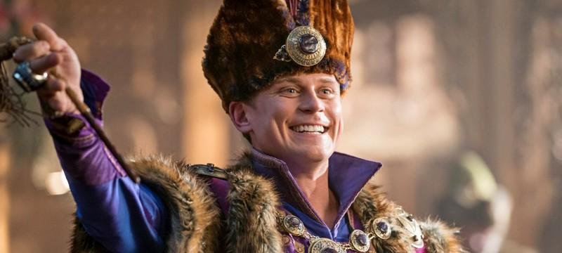"""СМИ: Disney работает над спин-оффом """"Аладдина"""" о принце Андерсе"""