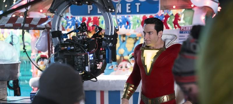 """Warner Bros. официально анонсировала """"Шазам! 2"""""""