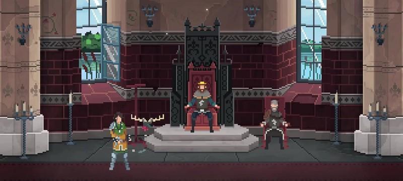Первая глава пиксельного симулятора королевства Yes, Your Grace доступна бесплатно в Steam