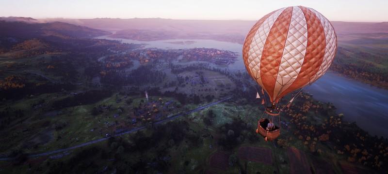 Подборка модов для Red Dead Redemption 2: воздушный шар, пирокинез и бойцовский клуб