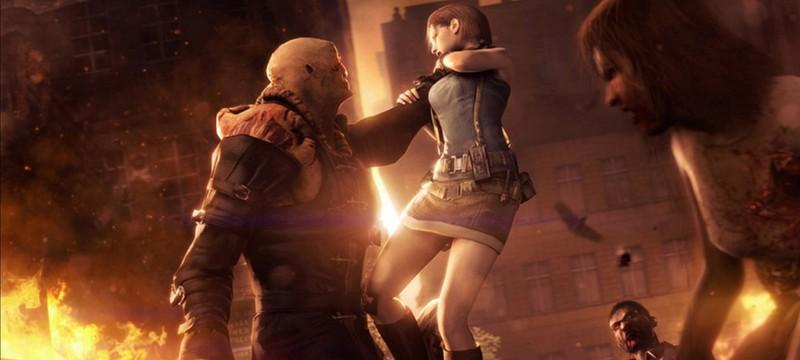 Первый трейлер ремейка Resident Evil 3