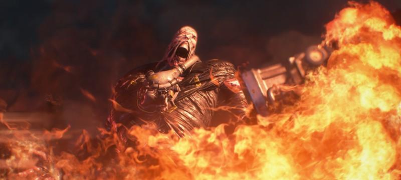 Видеопослание от продюсеров ремейка Resident Evil 3 с новыми кадрами геймплея
