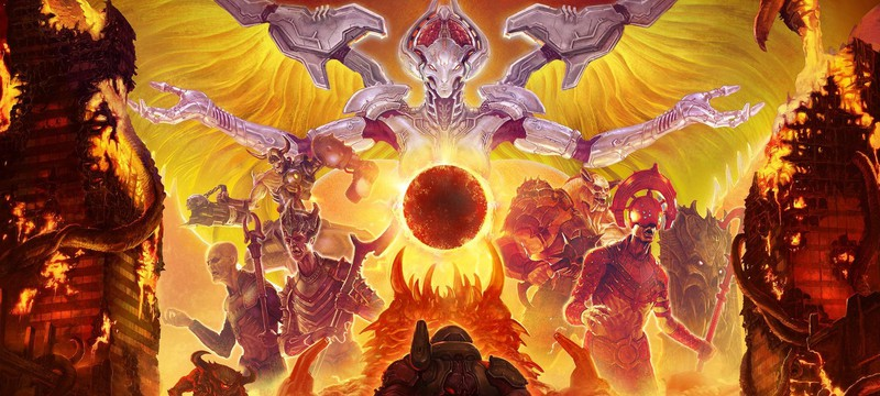 Оружие по центру и настройки интерфейса — новый геймплей Doom Eternal