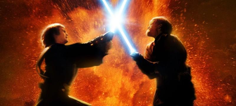 """Джордж Лукас вырезал из """"Мести Ситхов"""" лучшее сражение на световых мечах"""