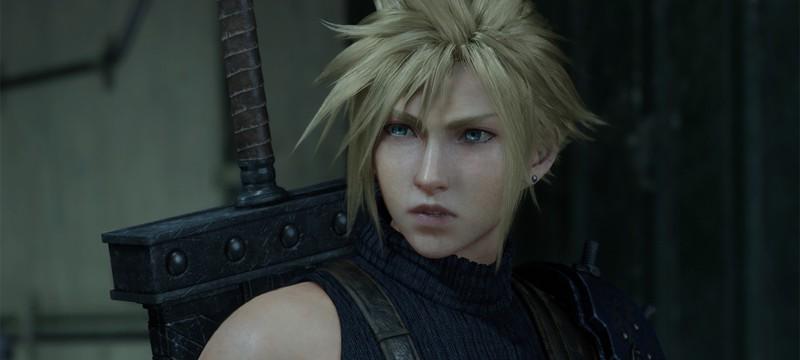 TGA 2019: Новый трейлер ремейка Final Fantasy 7 посвящен Клауду