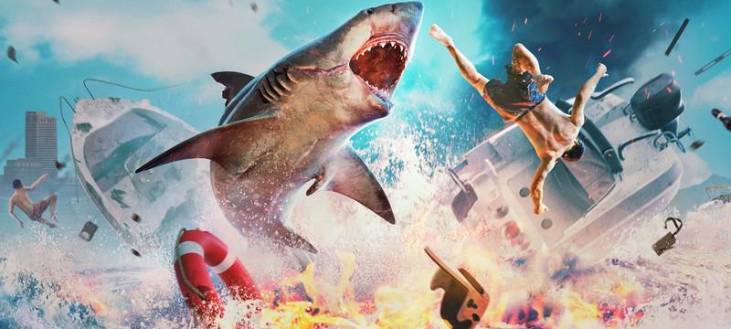 TGA 2019: новый трейлер Maneater — кровавой аркады про акулу-убийцу