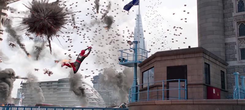 """Видео о создании графических эффектов для """"Человек-Паук: Вдали от дома"""" забавно пробивает четвертую стену"""