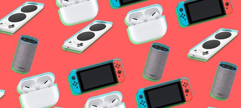 Nintendo Switch, Xbox Adaptive Controller и другие гаджеты десятилетия по версии журнала TIME