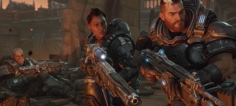 Gears Tactics будет одиночной игрой без микротранзакций