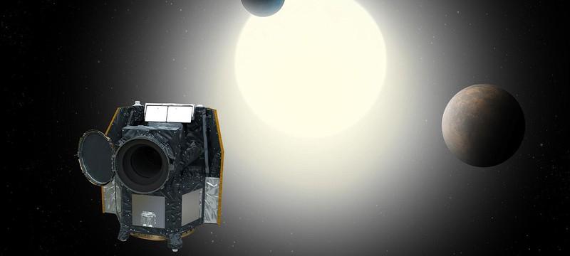 Европейское космическое агенство запустило телескоп CHEOPS для поиска отдаленных экзопланет
