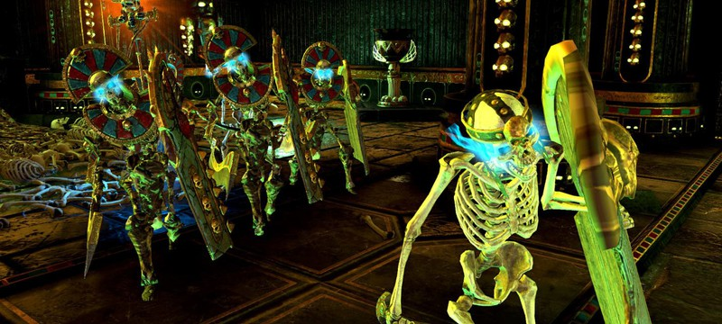 Гробницы и короли — Для Warhammer: Chaosbane вышло первое дополнение