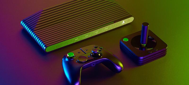 Разработчики игр для Atari VCS будут получать 88% прибыли, поддержка Unity и Linux подтверждена