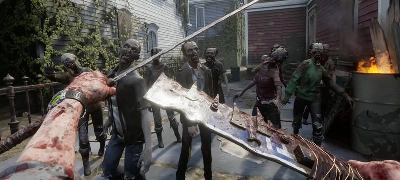 Зомби, люди и тяжелый выбор в новом трейлере The Walking Dead: Saints & Sinners