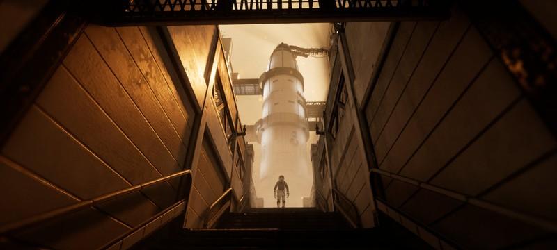 Космический триллер Deliver Us The Moon получил поддержку трассировки лучей