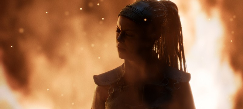 Выход Hellblade 2 на PC подтвержден, 8K-скриншоты из дебютного трейлера