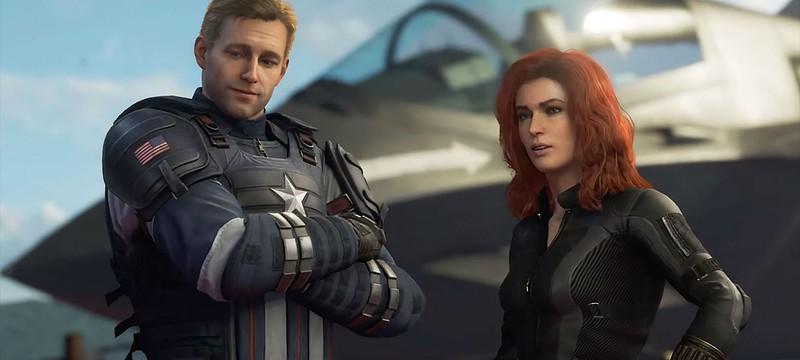 Некоторые миссии Marvel's Avengers рассчитаны только на одиночное прохождение