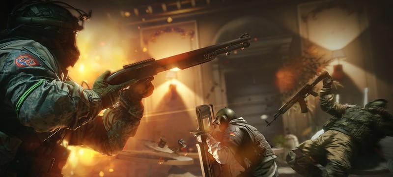 Ubisoft дарит премиум оперативников в Rainbow Six Siege