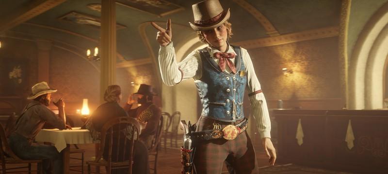 Посмотрите, как хакер Red Dead Online превращает игрока в ходячий динамит