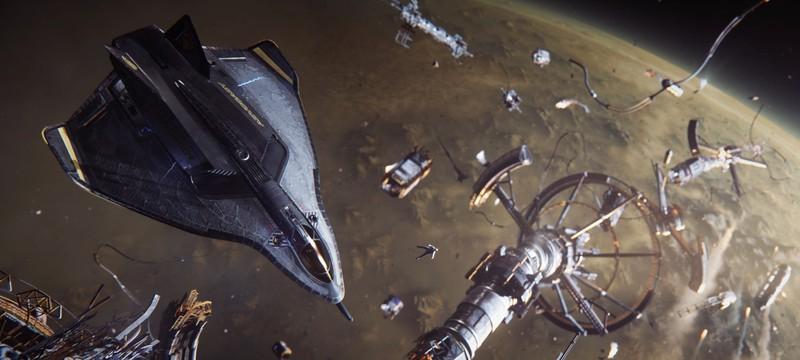 Новый впечатляющий трейлер Squadron 42 от разработчиков Star Citizen