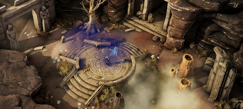 Осада города в первом трейлере sci-fi стратегии Gray Zone