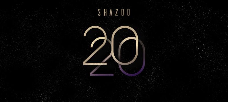 Поздравляем с Новым Годом от Shazoo