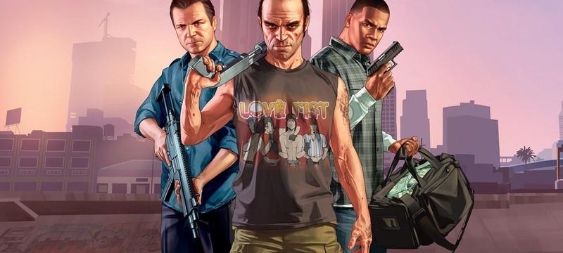GTA 5 стала самой продаваемой игрой десятилетия в Великобритании