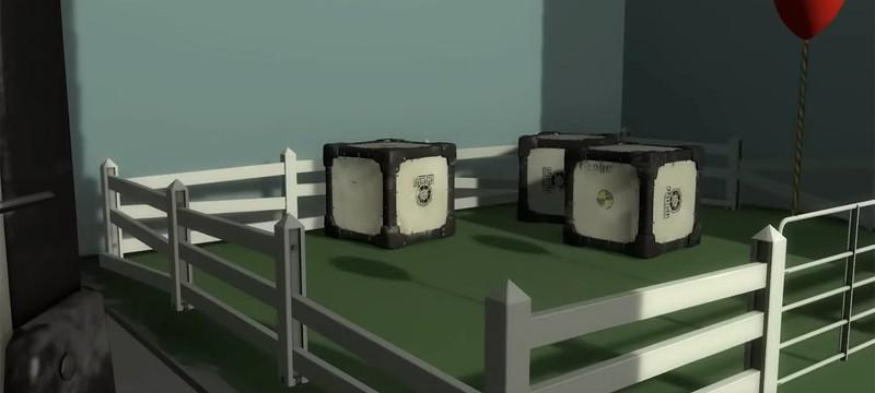 Взгляните на механику геймплея отмененного приквела Portal