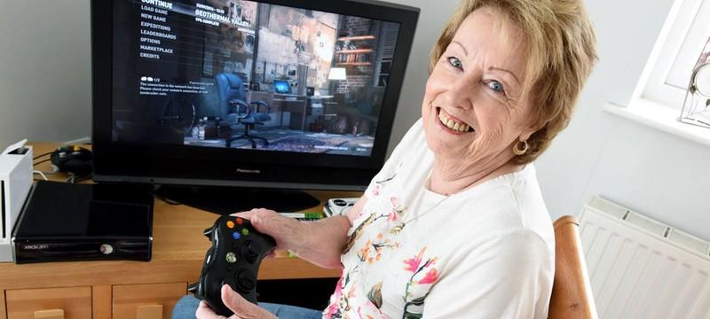 50 миллионов американцев старшего возраста играют в видеоигры