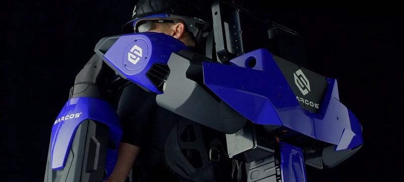 CES 2020: Sarcos Robotics представила экзоскелет для аренды за $100 тысяч в год
