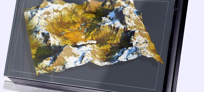 На CES показали Looking Glass — интерактивный голографический 3D экран