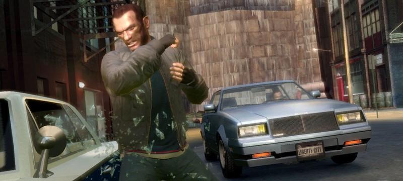 GTA 4 больше нельзя приобрести в Steam
