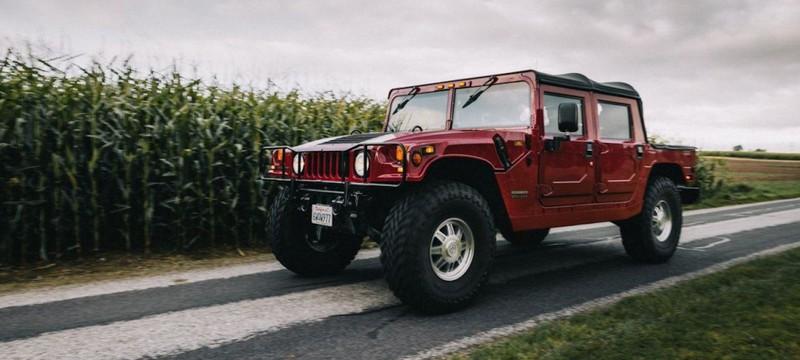 General Motors может вернуть Hummer в качестве электропикапа