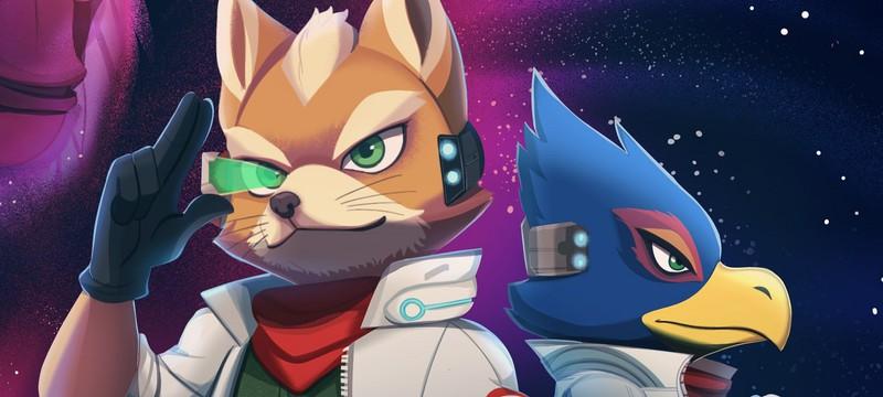 """Сценарист """"Изгоя-один"""" хочет снять анимационный фильм по серии игр Star Fox"""