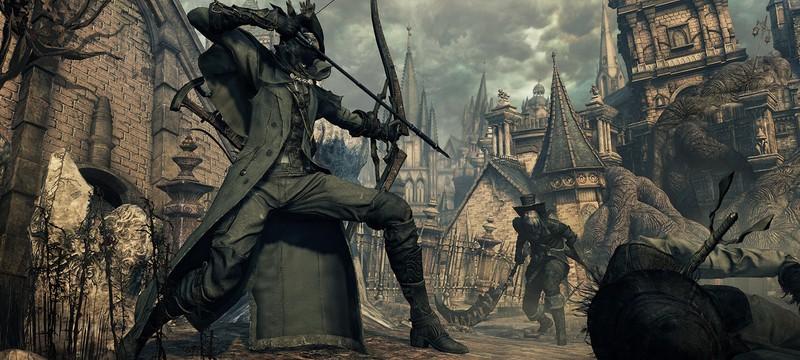 Моддеры обнаружили и воссоздали еще одного босса Bloodborne