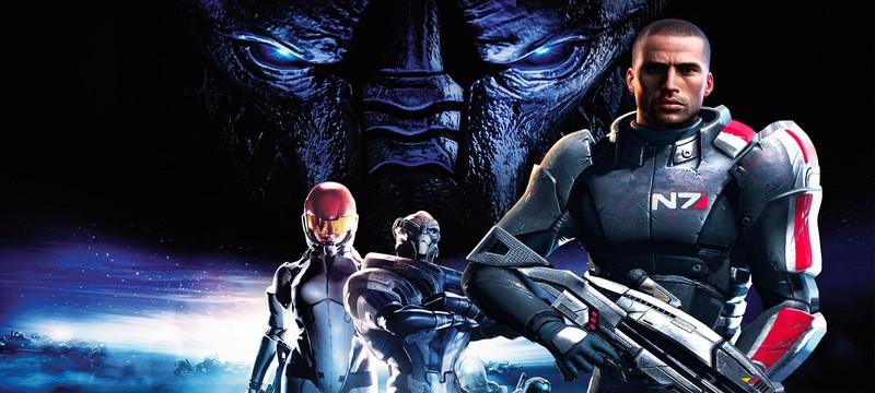 BioWare снова дразнит фанатов Mass Effect