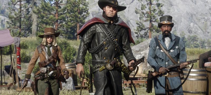 Бонусный опыт для ролей и режим со свободным прицеливанием — новый патч для Red Dead Online