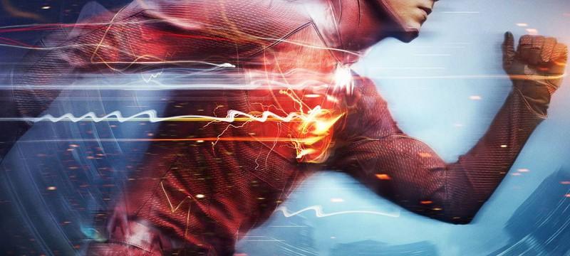"""В """"Кризисе на бесконечных Землях"""" от CW появился Флэш из фильмов DC"""